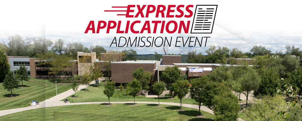 RSVP now for our Express Application Event on Nov. 1.